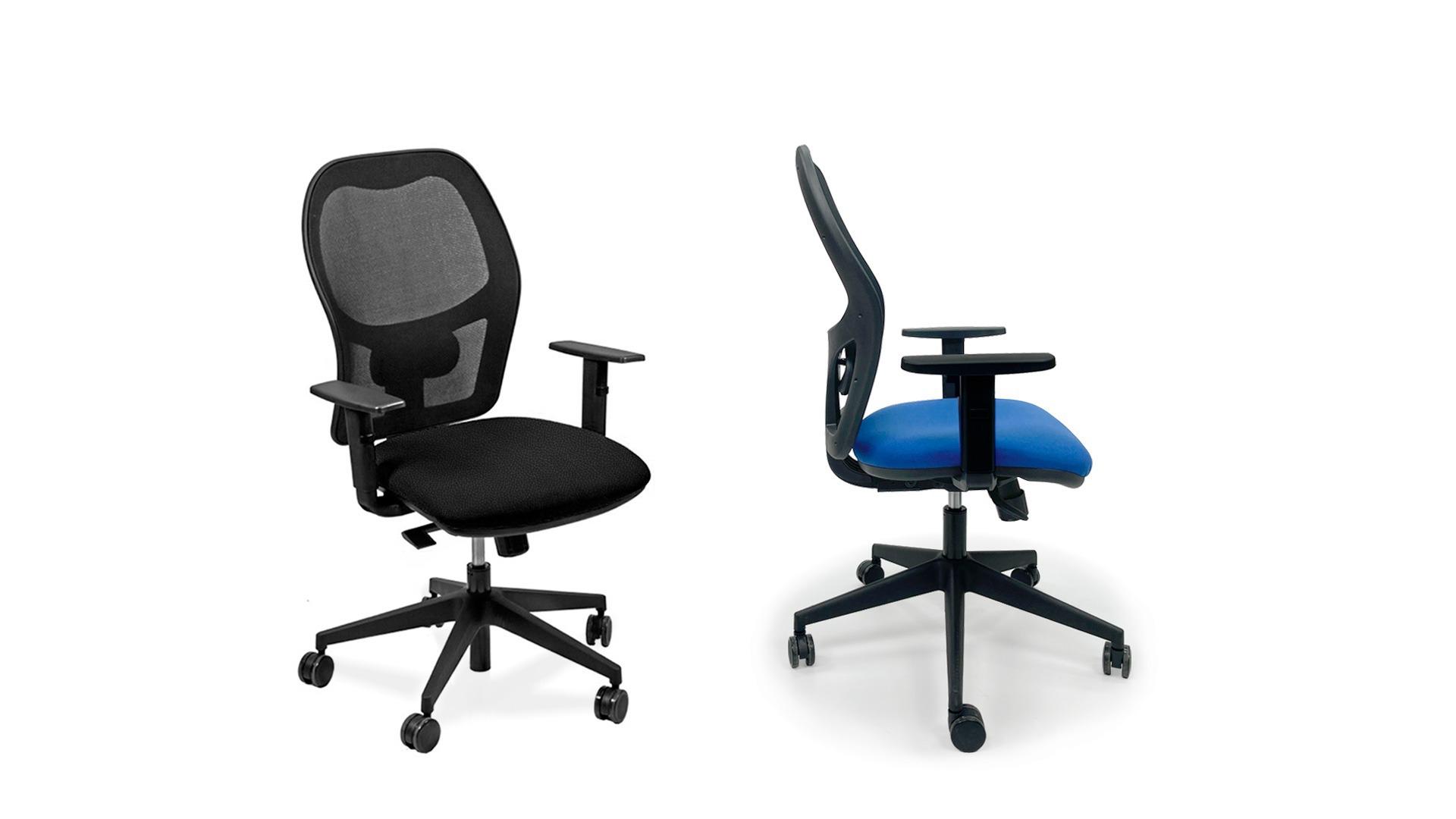 Back poltrone sedie ufficio da 121 52 fumustore for Sedie compra online