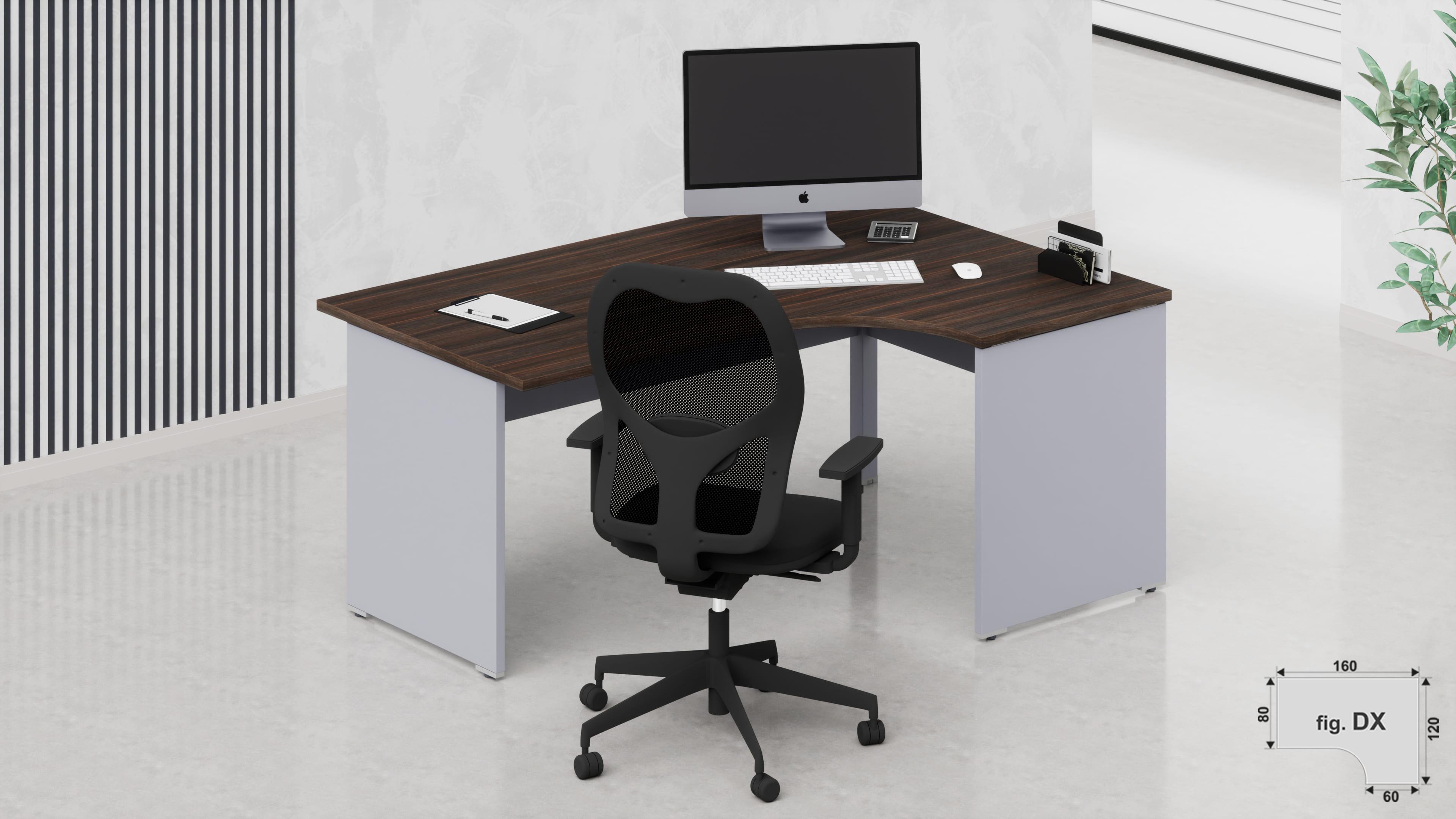Sf019 scrivanie operative ufficio da 186 fumustore for Scrivanie operative ufficio