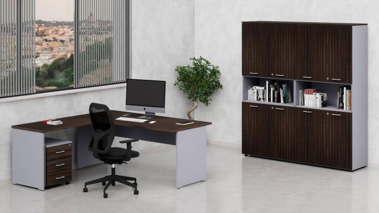 Arredamento per ufficio prezzi in offerta mobili ufficio for Scrivanie operative per ufficio prezzi