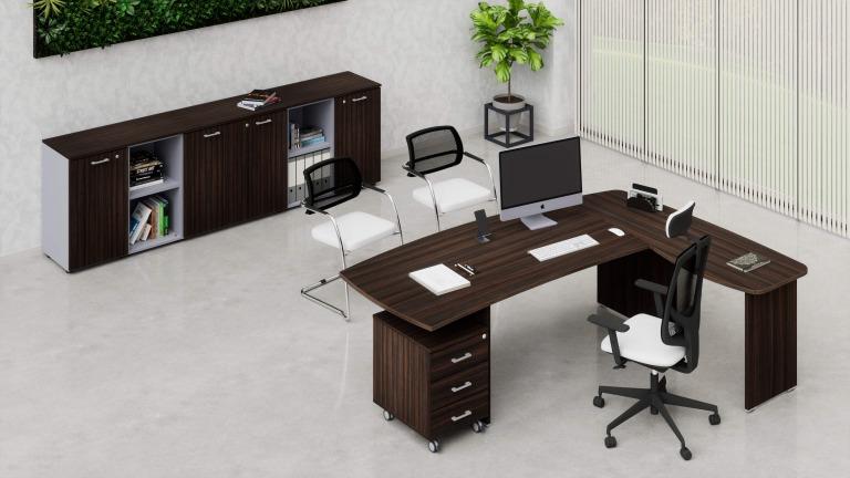 Arredamento Per Ufficio Economico : Arredamento per ufficio prezzi in offerta mobili ufficio economici