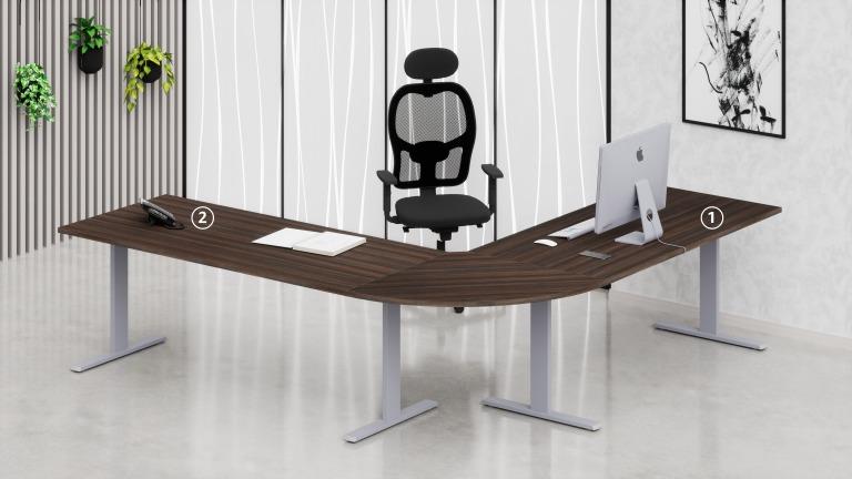 Vendita Scrivanie operative per ufficio. Prezzi in offerta