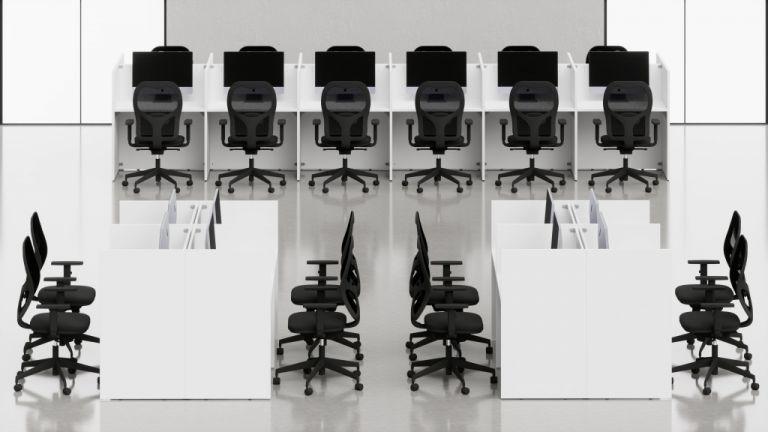 Arredo ufficio offerte awesome main scontato del with for Arredamento call center